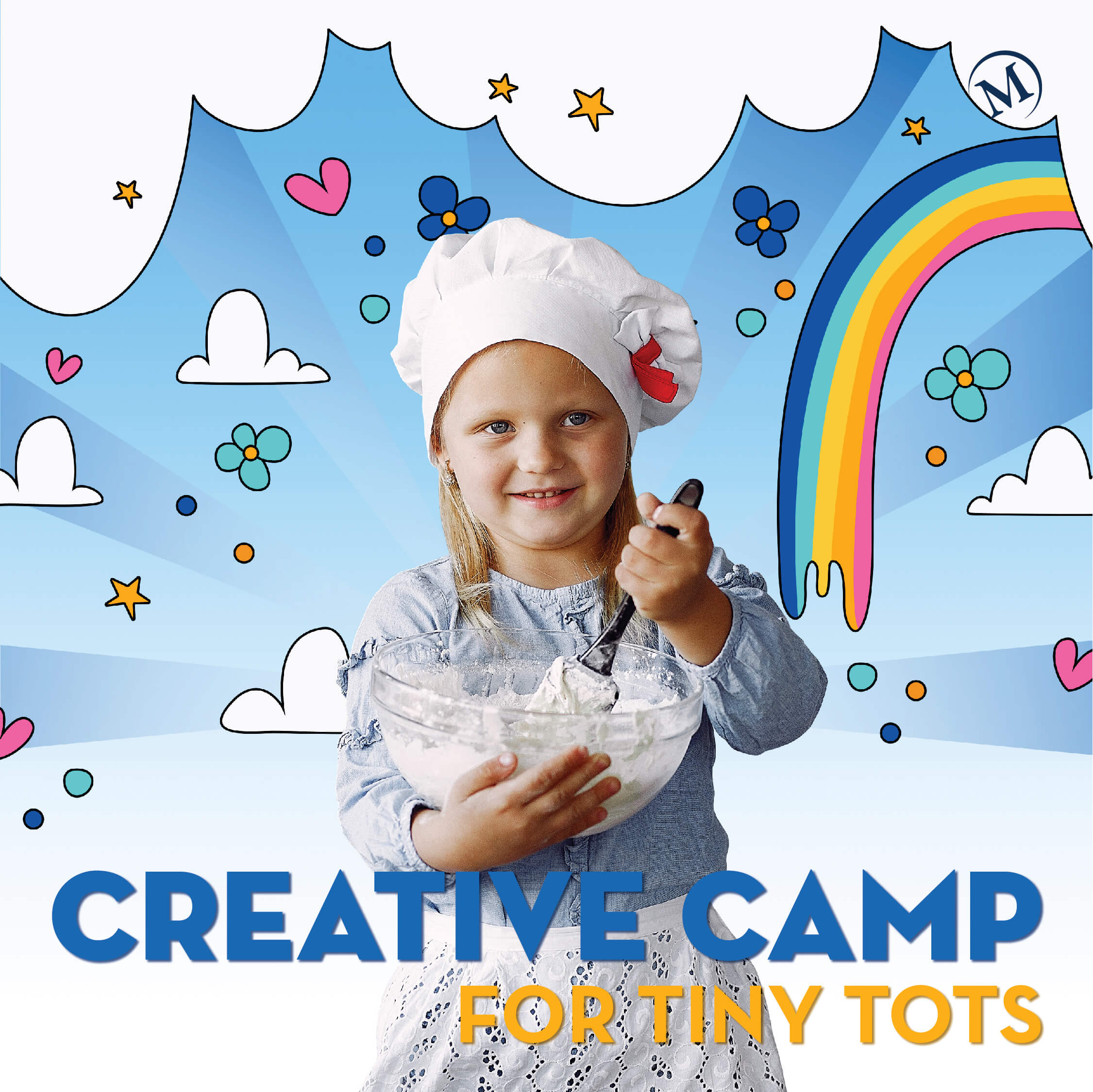 Creative Camp For Tinytots