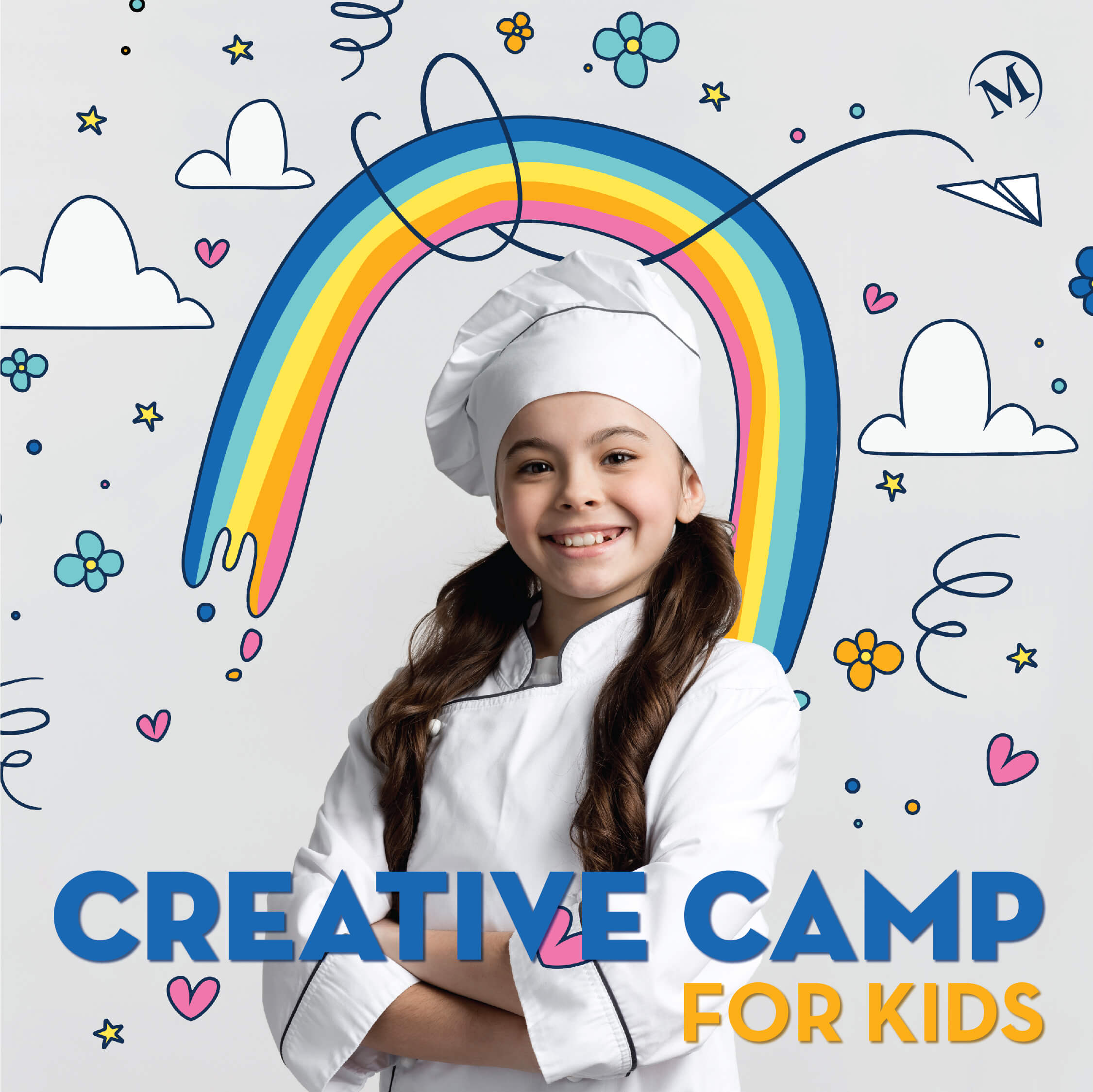 Creative Camp for Kids