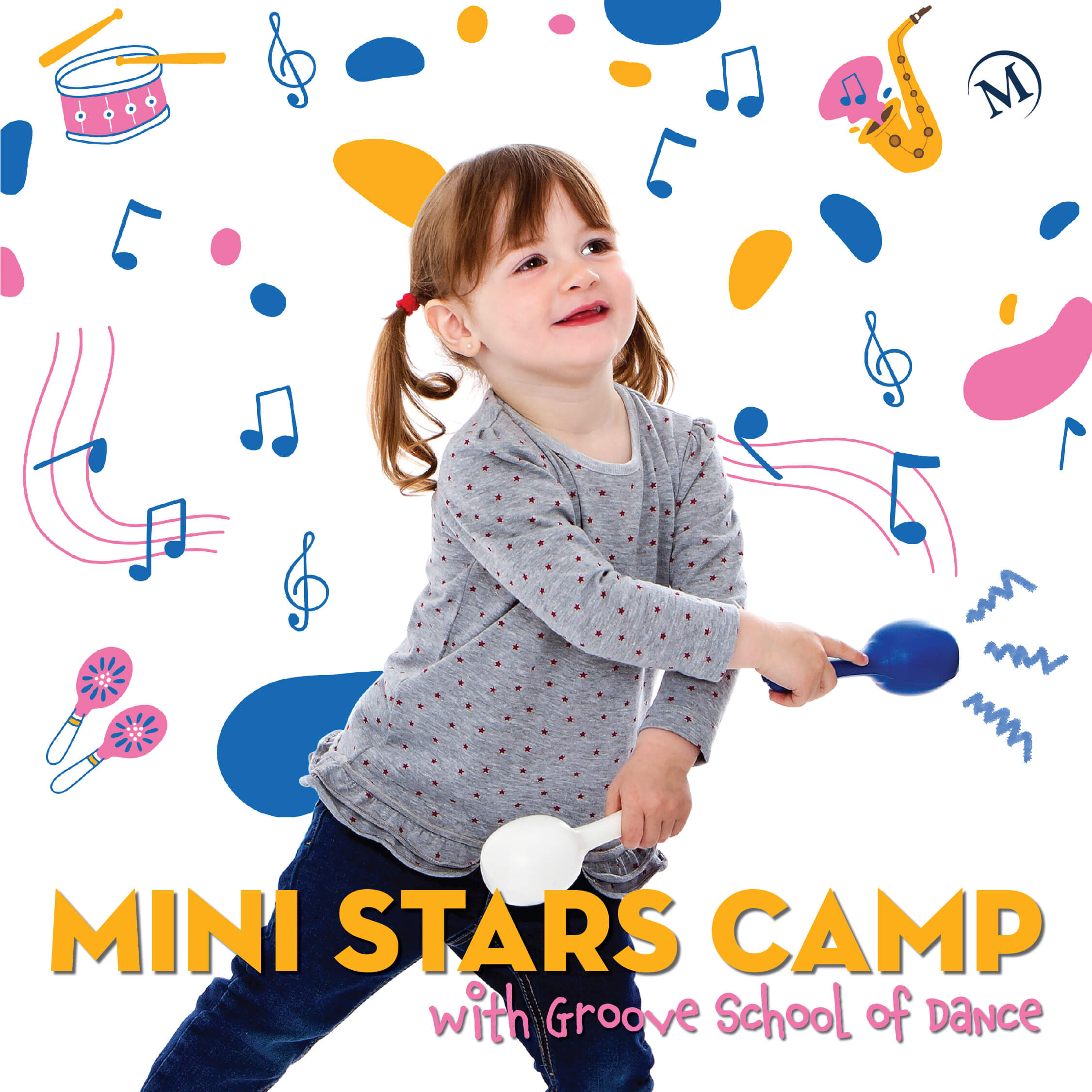 Mini Stars Camp Featured Image