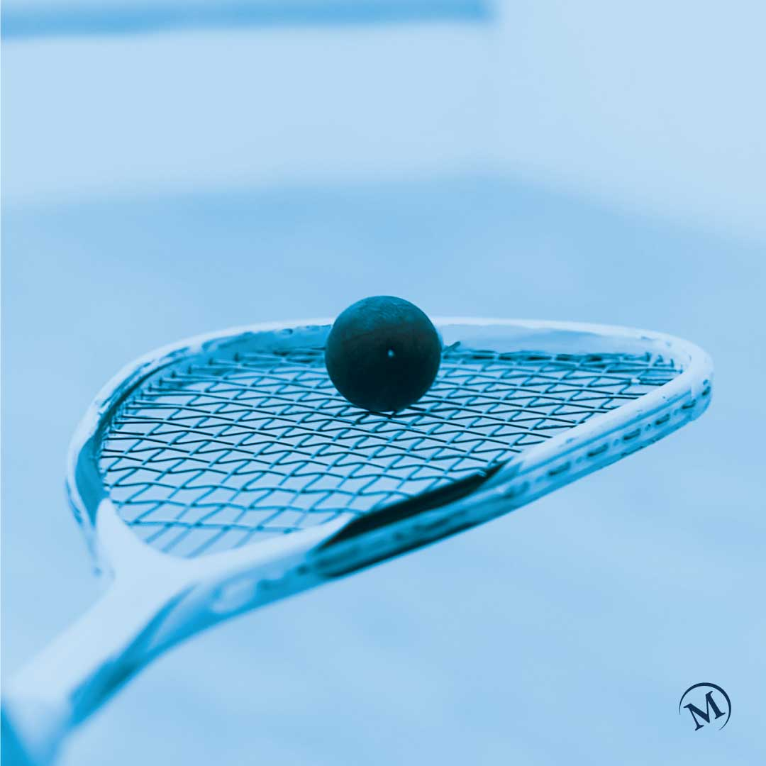 Squash Ball and Racquets Featured Image
