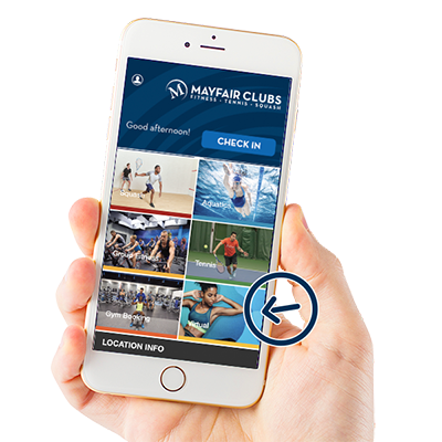 Mayfair Member App